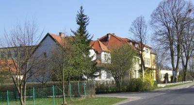 Szkoła w Kęsowie