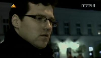 Marusz Bulski w filmie Solidarni 2010