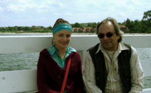 Na molo w Sopocie
