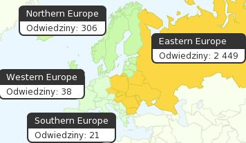 Czytelnicy w Europie