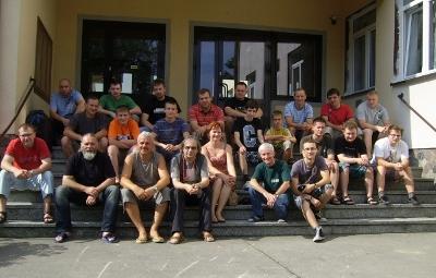 Tradycyjne zdjęcie grupowe