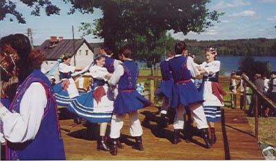 Gzubë w Kłącznie 2000 r.