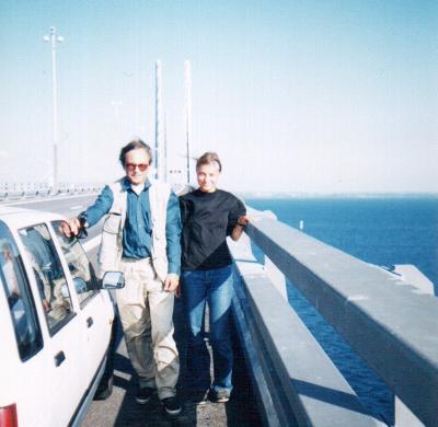 Most pomiędzy Danią i Szwecją