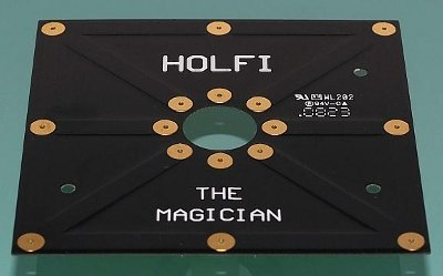 Oryginalna wersja płytki Holfi