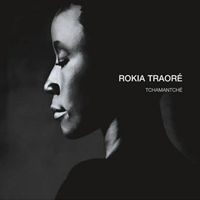 Okładka płyty Rokii Traore